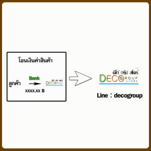 ชั้นตอนการสั่งซื้อ decogroupstore 4